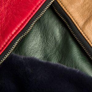 Usine de différents types de mode de gros sac cosmétique mignon petit sac de maquillage fixe