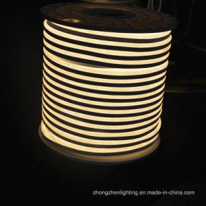 小型ネオンライト2V LEDの倍の側光の暖かい白8*16mm