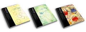 2017 Novo projeto de Papelaria Notebook Espiral personalizada