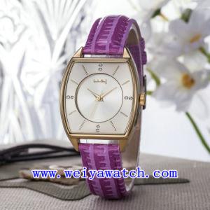 Signora classica Fashion Woman Watch (WY-037A) di affari della vigilanza
