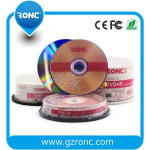 Getto di inchiostro bianco 16X 4.7GB DVD-R stampabile del disco di media