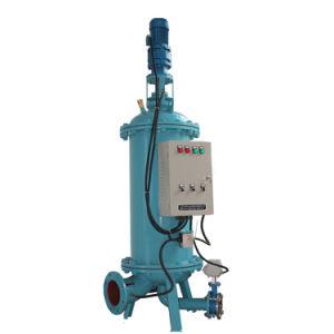 Ss Baskwashing automático de cartucho de filtro de agua con 100 micras 60gpm