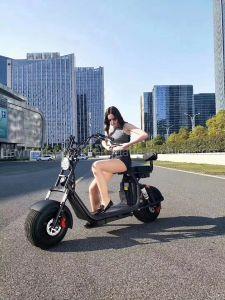 2019 Nuevo de la ciudad de 1500W Scooter eléctrico Coco
