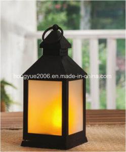 Kerze-Plastiklaterne der Remotesteuerneue Flamme-LED