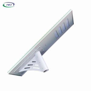 indicatore luminoso di via solare del chip LED di 80W Bridgelux con 9m alto Palo d'acciaio