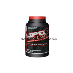 La perte de poids saine Nutrex Lipo6 Slimming Capsules de supplément