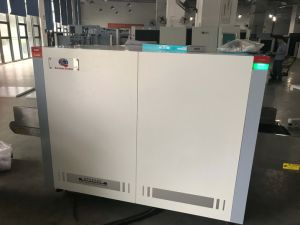 Doppeltes Röntgenstrahl-Generatoren Doppel-Ansicht Röntgenstrahl-Screening-System für Gepäck At6550d