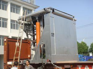 Industria per media frequenza del POT della fornace di pezzo fucinato del riscaldamento di induzione