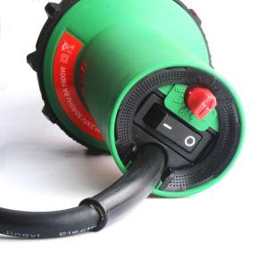 110V/230V de Aire Caliente 1600W Pistola de calor de plástico de PVC