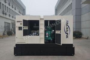 180ква на базе Soudproof Cummins дизельный генератор с CE/ISO