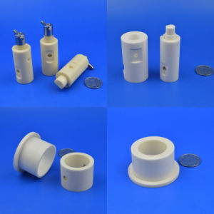 Al2O3アルミナの良質の陶磁器の液体の分配のフィリングバルブ