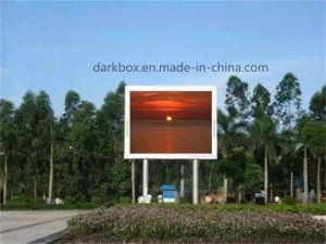 P4 économies d'énergie à haute luminosité plein écran LED de couleur pour la publicité de plein air