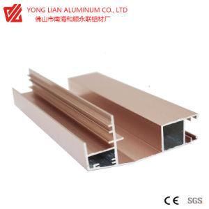 Construcción Perfil de extrusión de aluminio para Windows