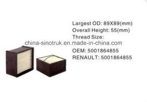 Сотрудников категории специалистов высокого качества питания оригинальный фильтр для воды воздушные фильтры масляные фильтры топливный фильтр 5000656589 для автомобилей Renault