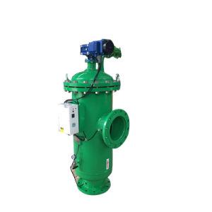 Filtro a pulizia automatica automatico per filtrazione laterale della torre di raffreddamento