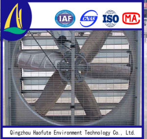 養鶏場または家のためのHaofute 29inchの重量のバランスのタイプ換気扇
