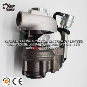 3802798 3592121 Ynf01648 4D120-6 PC102 Hx30W Turbocompressor para escavadeiras Komatsu