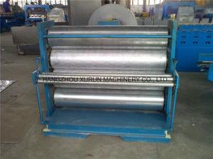 Rodillo grande la placa de acero galvanizado de la máquina de estampado