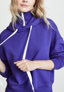 Hoodie delle donne personalizzate OEM all'ingrosso