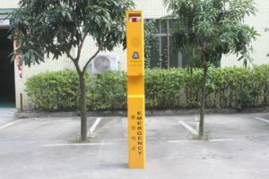 Estrada de emergência exterior à prova de Torre de telefone sem fio GSM