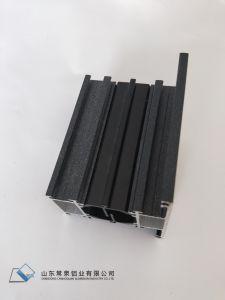 Profilo di alluminio di qualità eccellente per stoffa per tendine Windows ed i portelli