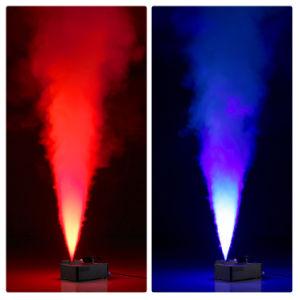 Máquina de niebla de 1500W LED de 24pcs Control DMX LED
