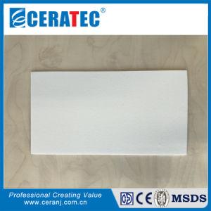 Белый отличное короткого замыкания высокого качества керамические волокна бумаги