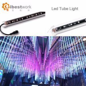 indicatore luminoso del tubo dell'indicatore luminoso della stringa dei pixel di 2m 28.8W DC15V 256PCS SMD LED RGB 32