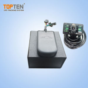 Gestión de alquiler de taxis rastreador de GPS para el conductor y la verificación de identidad y la foto Snaping Alarma Sos (GT08-SU)