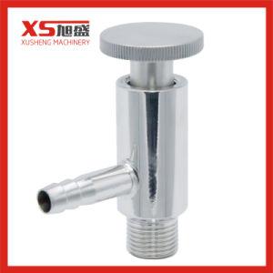 ステンレス鋼の衛生正常なタイプサンプリング弁