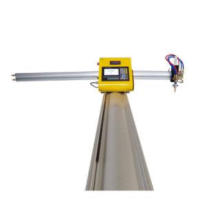 CNC van de hoge snelheid de Draagbare Scherpe Apparatuur van de Vlam van het Metaal van het Blad