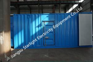 van Diesel van de Container 800kw 1000kVA de Stille Generator van de Macht Perkins 4008tag2a van de Generator Eerste