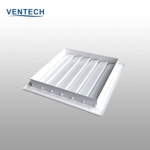 Los proveedores de China de la gravedad de escape de aluminio persiana de aire