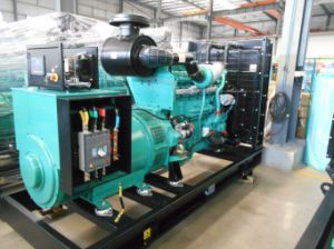 650 ква дизельный генератор с двигателем Cummins
