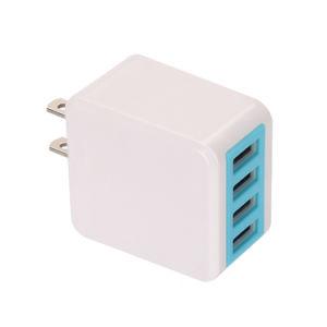 Портативный мобильный телефон интеллектуальное зарядное устройство Зарядное устройство для мобильных телефонов с 4 портами USB зарядное устройство для мобильных телефонов