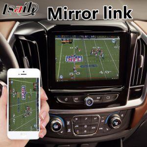 2014-2018년 Mylink 시스템 Chevrolet 건너기/Camaro를 위한 인조 인간 6.0 항법 다중 매체 영상 공용영역