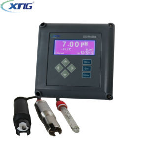 Водонепроницаемый pH / Илиp / проводимость / TDS / Соли / измеритель температуры