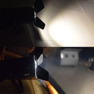 La fábrica de LED de alta calidad de vídeo de 200W luz producto patentado