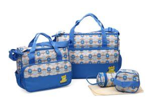 [أم] مسيكة سفر مومياء طفلة يغيّر مغذية حفّاظة حقيبة [هيغقوليتي] خارجيّ [أإكسفورد] قماش حمولة ظهريّة