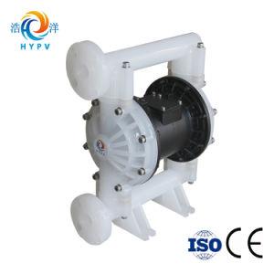 Brida de plástico de accionamiento neumático conectar la bomba de diafragma neumáticas transferencia