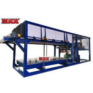 3 T Bloque de hielo máquina compresor cubo Maker