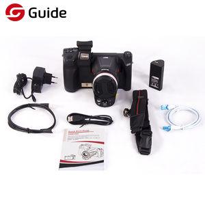 Nistの口径測定、WiFiおよび45&degのガイドC640 IRの赤外線画像のカメラ; レンズ、組み込みのタッチ画面5のワイドスクリーンLCDの表示、IRの解像度640*480
