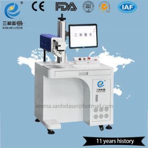 YAG 50W Китай производитель волокна станок для лазерной гравировки