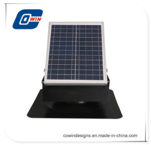 Elevada qualidade 20W9no sótão Solar exaustor de ventilação