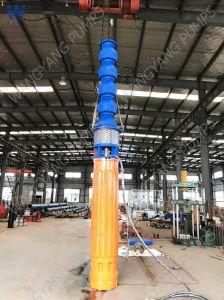 Высокое напряжение на полупогружном судне вертикальной турбины глубокие центробежным насосом