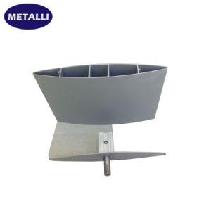 Banheira de vender o alumínio de extrusão de perfil aerodinâmico para Hardware