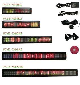 LED-Bildschirmanzeigesignage-Meldung-beweglicher Bildschirmanzeige-AnschlagtafelSignage