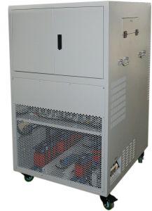 AC400-900kw Gensets automática do banco de carga de protecção