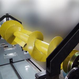 シリンダーシャフトのバランスをとる機械