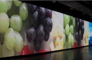 La haute définition pleine couleur Affichage LED de la publicité
